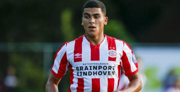 'New kid in town' in Alkmaar: PSV-talent Aboukhlal al present tijdens AZ-training