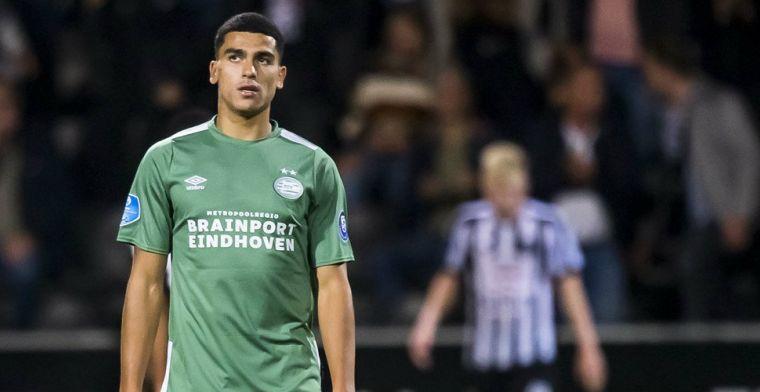 PSV baalt van 'mislopen' Aboukhlal: Wij hebben ons plan aan hem voorgelegd