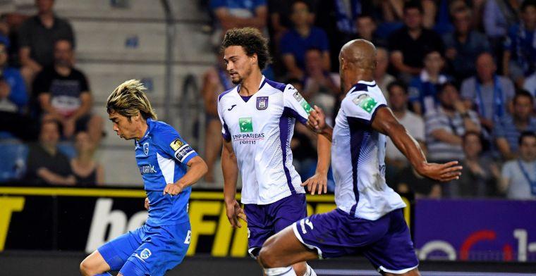 Kompany nog even buiten strijd, maar Sandler traint weer mee bij Anderlecht