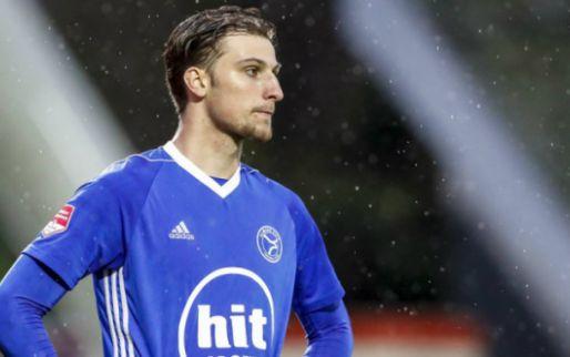Afbeelding: 'Almere City dreigt talentvolle spits kwijt te raken: interesse vanuit buitenland'