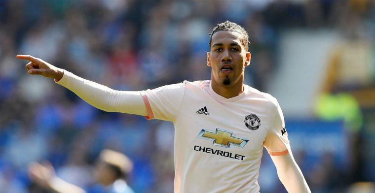 'AS Roma doet zaken met Manchester United en vindt defensieve versterking'