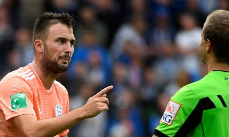 Afbeelding: OFFICIEEL: Anderlecht neemt na één seizoen afscheid van Milic