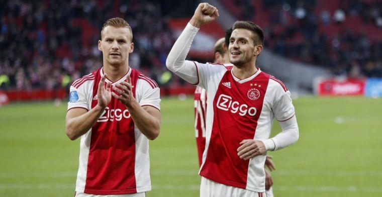 Ajax bereikt akkoord met AZ en laat De Wit na dertien jaar vertrekken