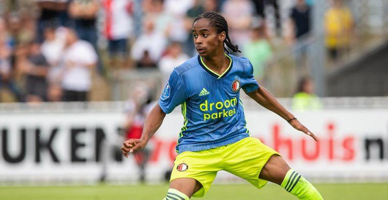 ADO huurt 'razendsnelle buitenspeler' van Feyenoord: 'Volgden hem al een tijdje'