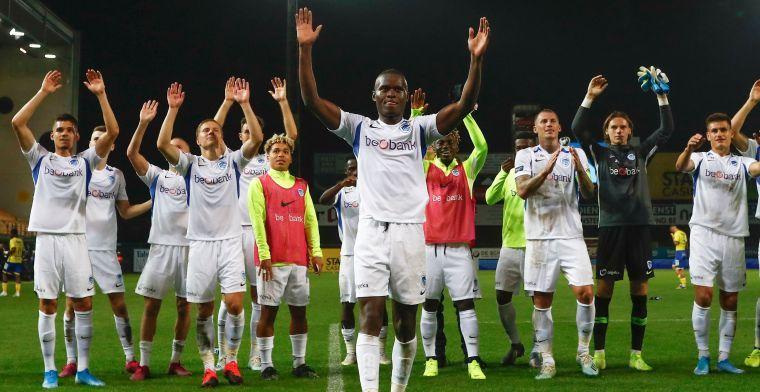 Genk toont ambitie in Champions League: We geloven in Europese overwintering