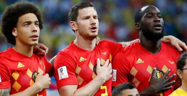UPDATE: 'Witsel en Thorgan Hazard hervatten de training bij Dortmund'