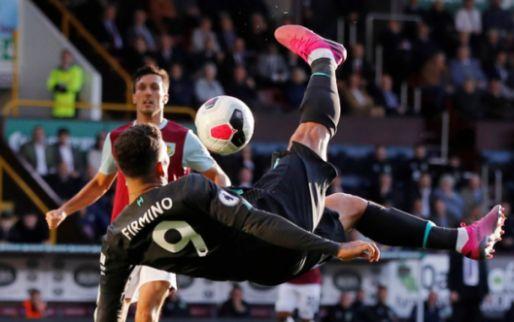 Afbeelding: Liverpool lost City weer af als koploper na ruime overwinning bij Burnley