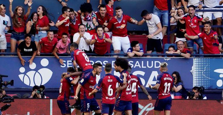 Barça verspeelt weer punten ondanks goal Fati (16), De Jong gewisseld