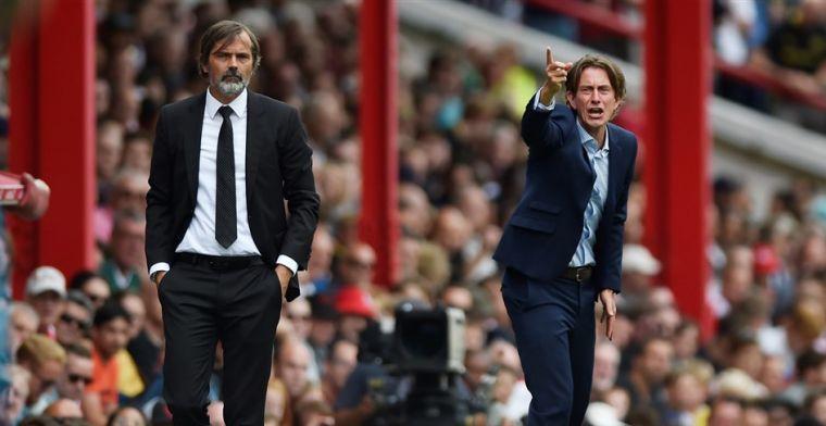Cocu weet wéér niet te winnen: zorgen nemen toe na ruime nederlaag Derby