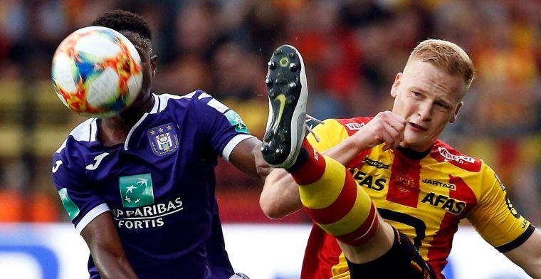 OFFICIEEL: KV Mechelen verlengt contract van basispion Van Cleemput