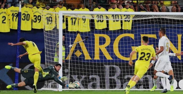 Bale scoort twee keer én krijgt rood: Real Madrid verliest Atlético uit zicht
