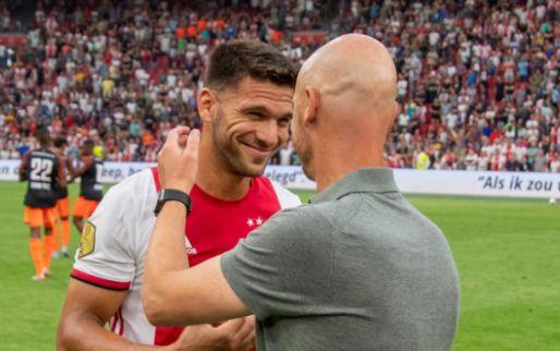 Afbeelding: De Telegraaf: Ajax bereikt akkoord en stuurt bankzitter Magallán naar Spanje
