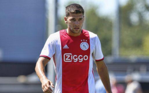 Afbeelding: Ajax zwaait miskoop Magallán na half jaar uit: huur met optie tot koop