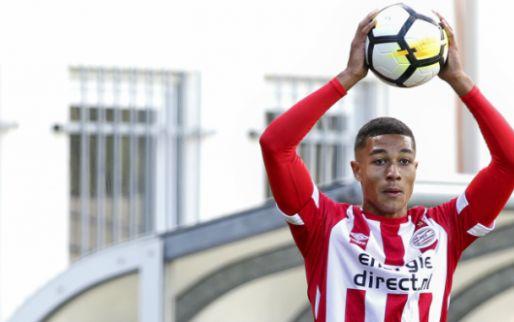 Afbeelding: PSV meldt late transfer: vleugelverdediger op huurbasis naar België
