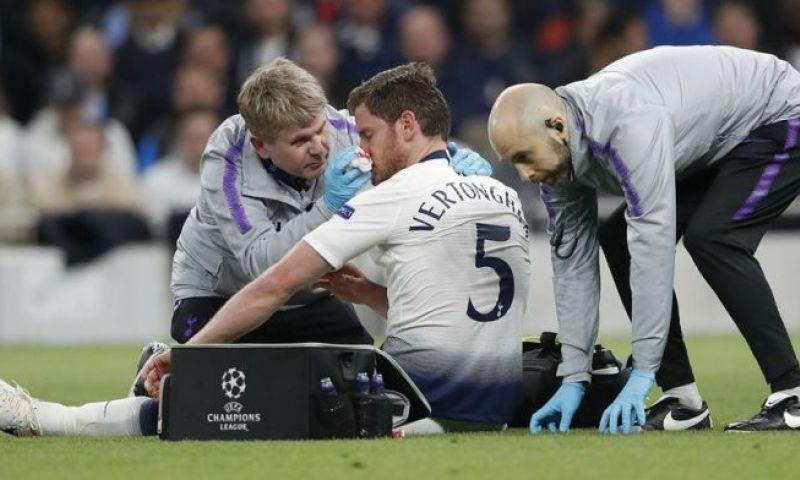 Afbeelding: Vertonghen laat zich na transfergeruchten uit over toekomst bij Tottenham