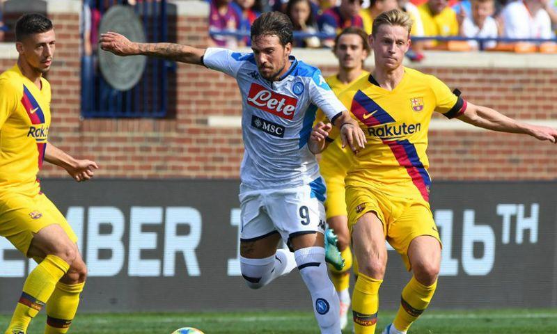 Afbeelding: Idrissi niet naar Italië: Torino dokt in laatste minuut voor deadline 25 miljoen