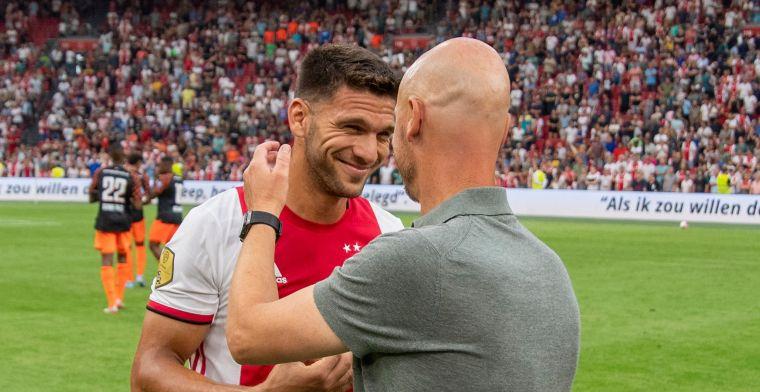 De Telegraaf: Ajax bereikt akkoord en stuurt bankzitter Magallán naar Spanje
