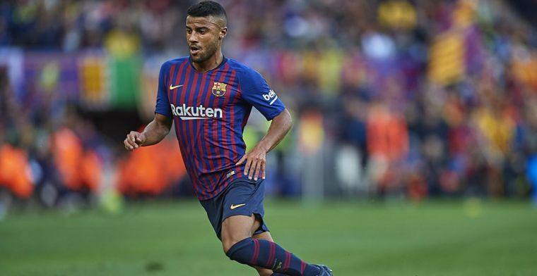 OFFICIEEL: FC Barcelona stuurt Rafinha tijdelijk naar reeksgenoot