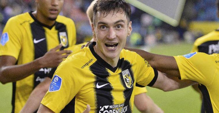 'Karavaev voor acht miljoen euro op weg naar uitgang van Vitesse'