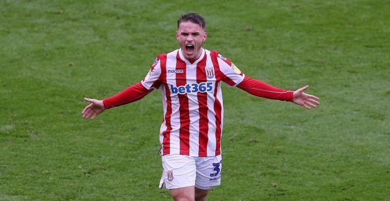 OFFICIEEL: Stoke City stalt Verlinden (20) in de derde divisie