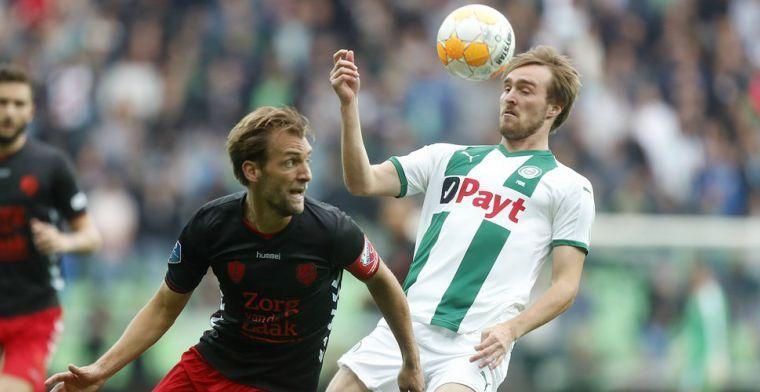 FC Groningen laat miskoop op slotdag van transfermarkt naar Denemarken vertrekken