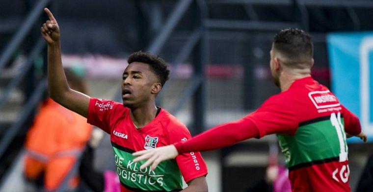 OFFICIEEL: Jeugdproduct van RSC Anderlecht verlaat NEC voor Willem II