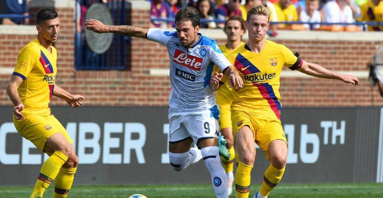Idrissi niet naar Italië: Torino dokt in laatste minuut voor deadline 25 miljoen