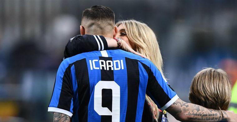 Icardi verlaat Inter voor PSG: huur en optie tot koop van 65 miljoen