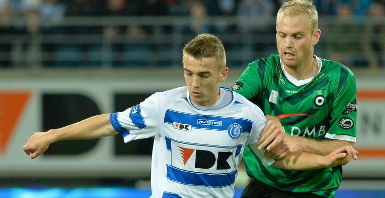 OFFICIEEL: Ooit toptalent van AA Gent, nu verandert Vandeputte van club in Serie C