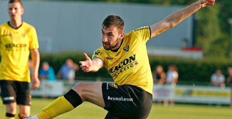 OFFICIEEL: Susic (ex-Racing Genk) laat contract in Eredivisie ontbinden