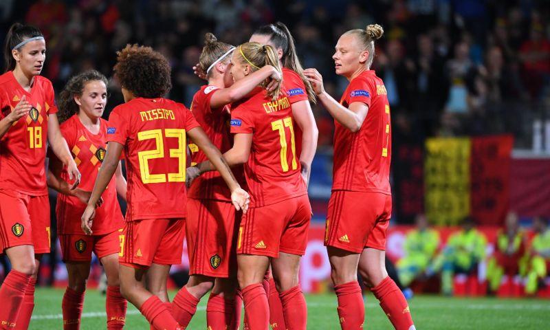 Afbeelding: Red Flames maken gehakt van Kroatië, concurrent Zwitserland wint ook