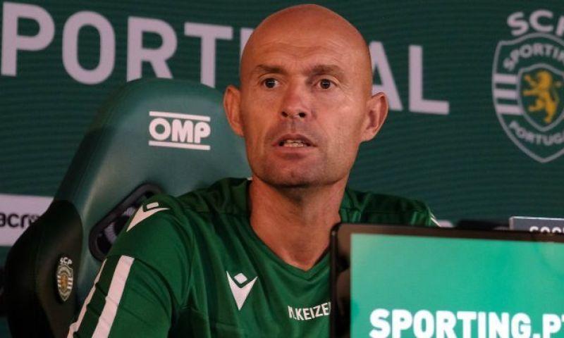 Afbeelding: OFFICIEEL: Sporting ontslaat coach Keizer na tien maanden