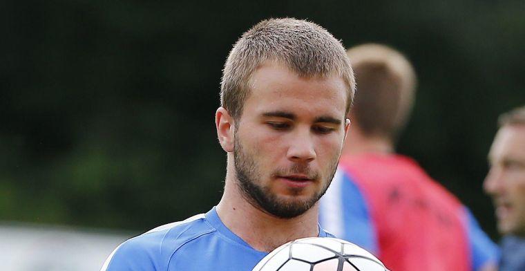OFFICIEEL: Ex-Bruggeling Brodic (22) moet op zoek naar nieuwe club