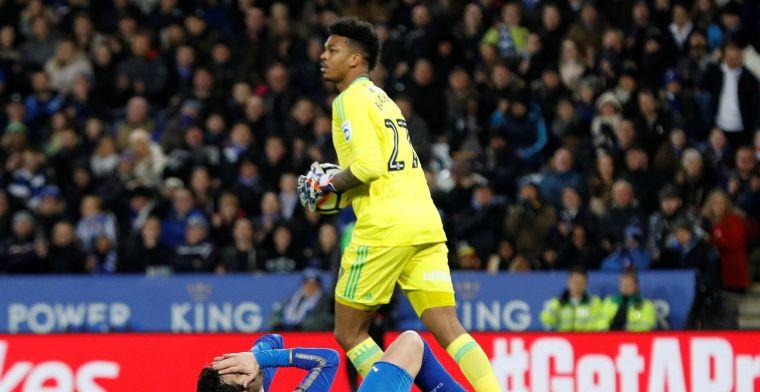'Vitesse en Chelsea sluiten 'speciale' deal: zwaargeblesseerde goalie naar Arnhem'