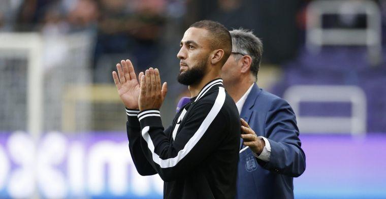 'Anderlecht heeft slecht nieuws, Roofe nog langer out dan verwacht'