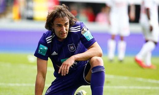 Afbeelding: OFFICIEEL: Vrije Markovic (ex-Anderlecht) tekent voor drie jaar bij ex-club