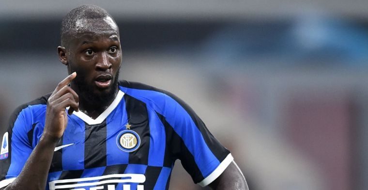 Ophef in Italië rond Lukaku en Inter-fans: 'We zijn niet racistisch, zij ook niet'