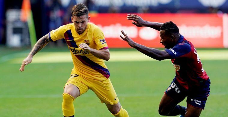 'AZ toonde tijdens transferperiode interesse in 'basisspeler' van FC Barcelona'