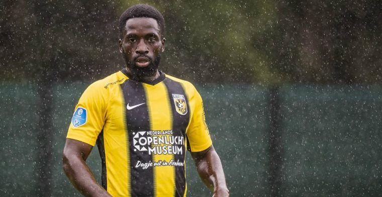 'Slutsky is inderdaad wel de grootste reden van mijn vertrek naar Vitesse'