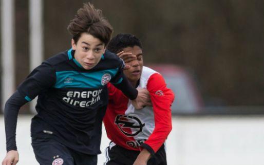 Afbeelding: Update: PSV heeft contractnieuws, jeugdspeler (16) wijst 'gerenommeerde clubs' af