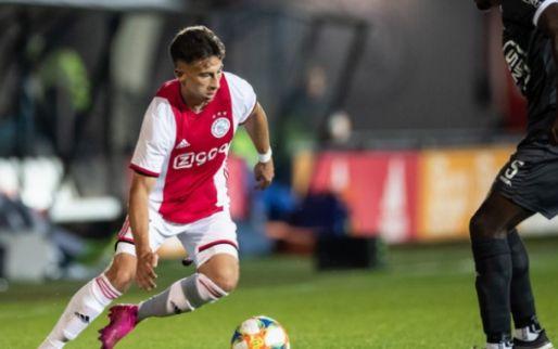 Afbeelding: 'Ajax communiceert anders dan we gewend waren: ontspannen, nooit onmenselijk'