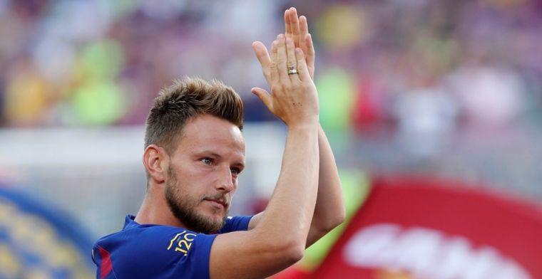 'Juventus bood Barcelona drie spelers aan; Rakitic in winter weer een optie'