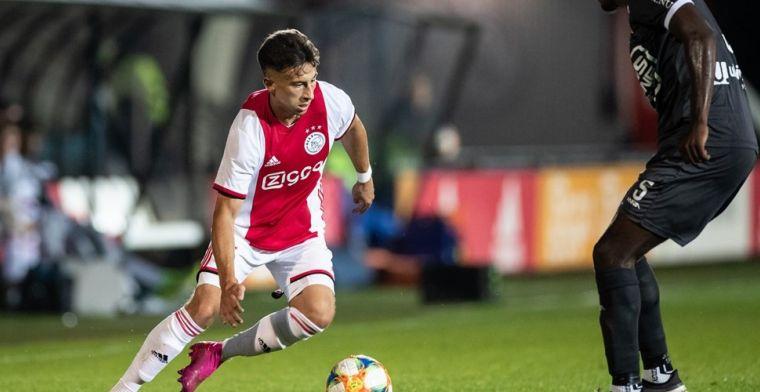 'Ajax communiceert anders dan we gewend waren: ontspannen, nooit onmenselijk'