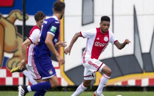 Afbeelding: Ajax-aanvaller hoopt op belletje uit Brazilië: 'Droom om voor mijn land te spelen'