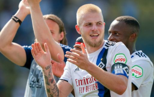Afbeelding: 'Bizarre' situatie voor HSV-captain Van Drongelen: