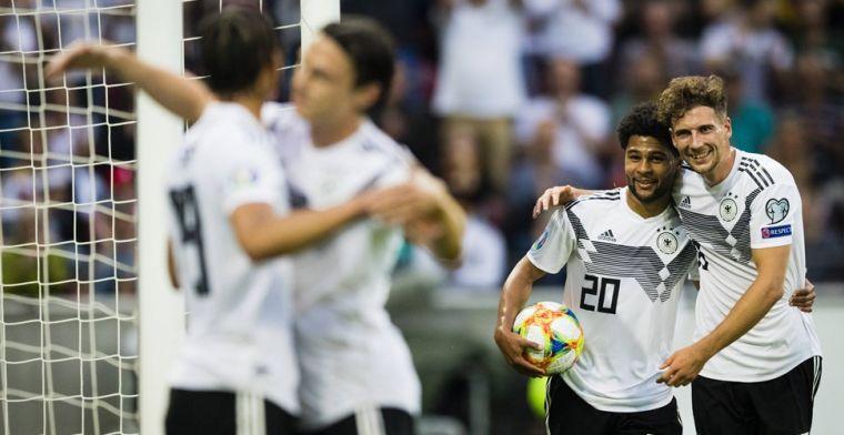 Cziommer: 'Niet Sané, maar hij is hard op weg om dé man van Duitse team te worden'