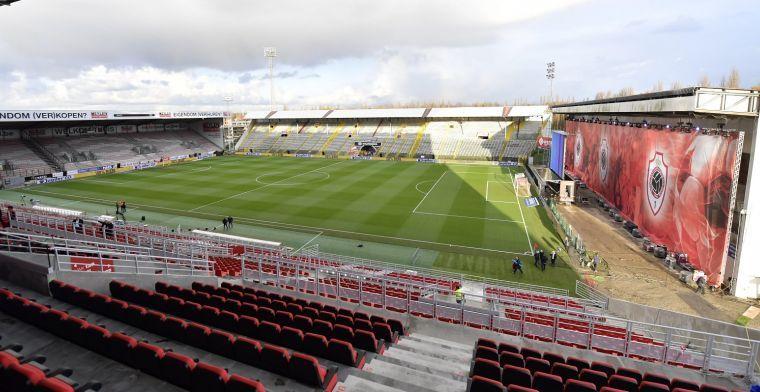 Waasland-Beveren wint bij officieus debuut Hoedt en Gano bij Antwerp