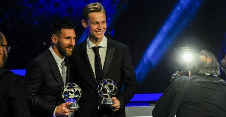 Bartomeu verklaart speciale clausule Messi: 'Hoeven ons geen zorgen te maken'