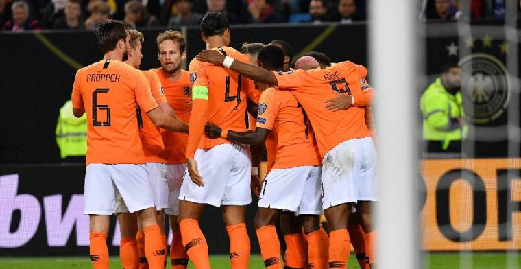 Overwinning Oranje is wereldnieuws: 'Frenkie de Jong trok aan de touwtjes'