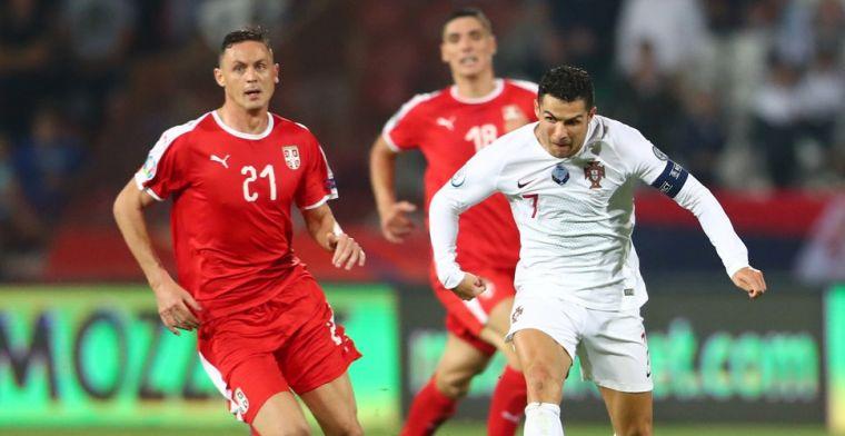 Twee assists Tadic niet genoeg tegen Portugal, eenvoudige zege Frankrijk